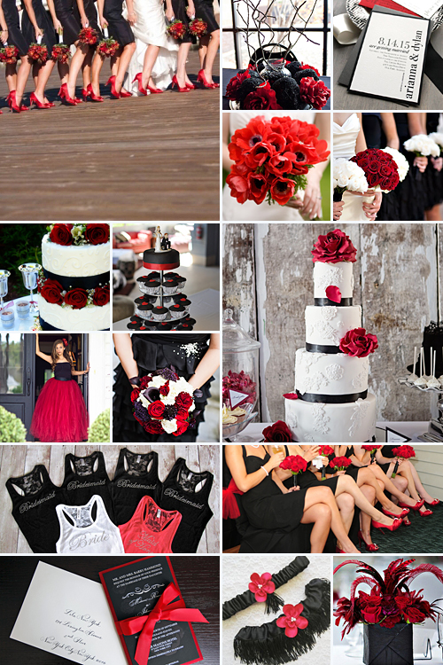 25 Cozy Red And Black Halloween Ideas