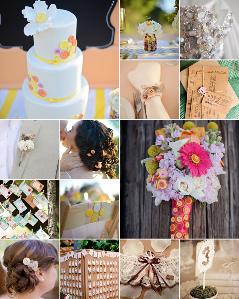 button-wedding-theme