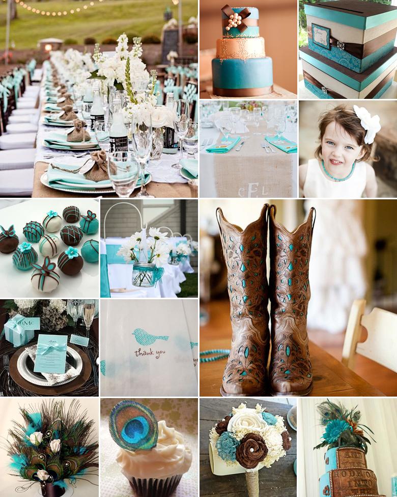 blue-teal-and-brown-weddings