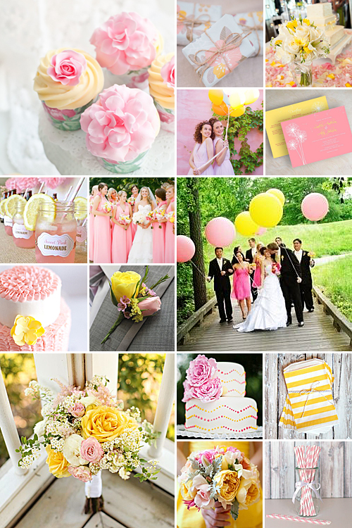 Pink and Yellow: Vibrant Inspiration