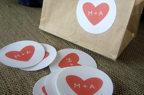 Wedding Monograms and Words