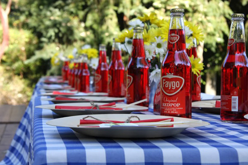Braai Wedding Theme