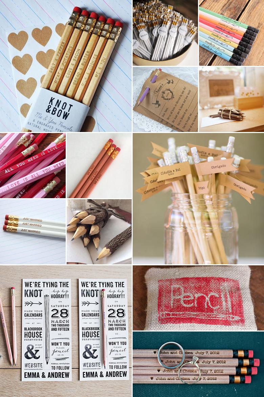wedding-pencils