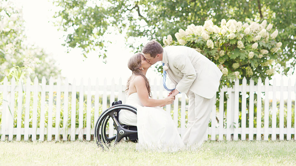 Weddings for the Physically Disabled