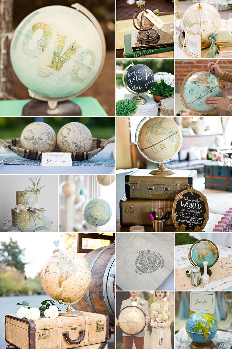globe-wedding-theme