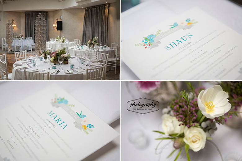 Maria and Shaun's Hout Bay Celebration