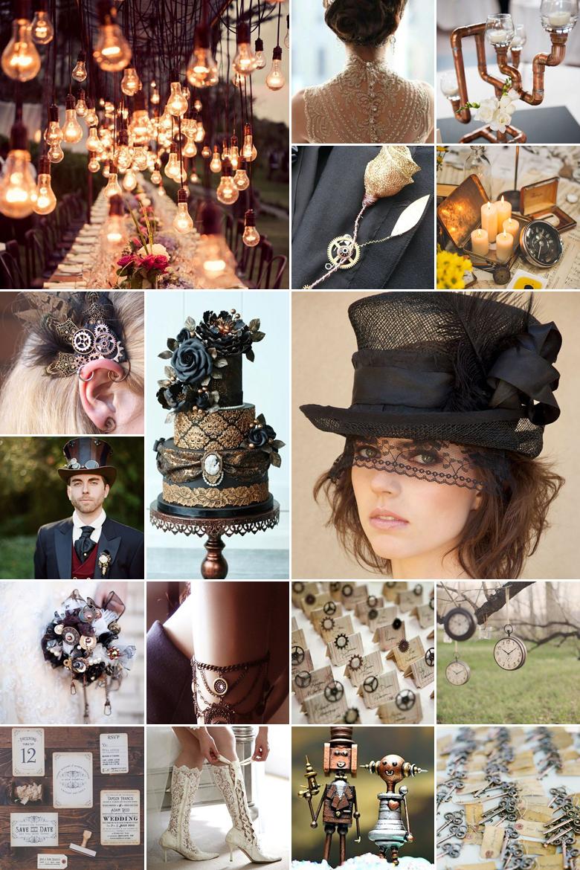 steam-punk-weddings