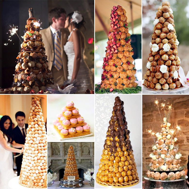 profiterole-wedding-cakes