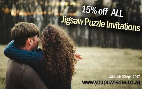 15% Discount on Wedding Invitations