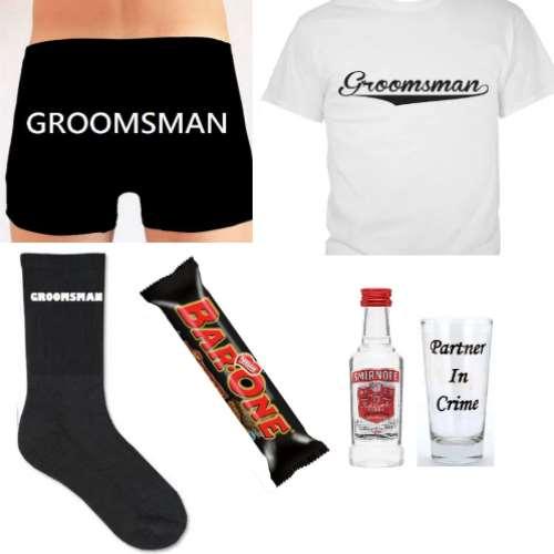 Groomsman Bundle
