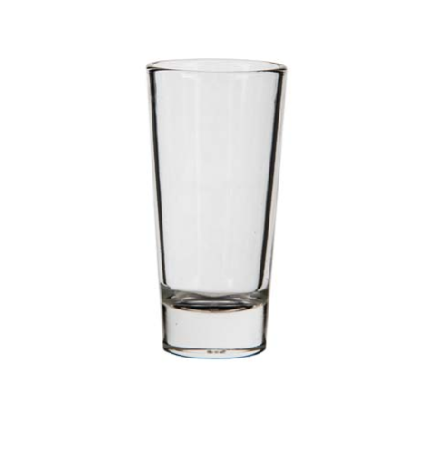 Plain 50ml Shot Glasses – Bulk