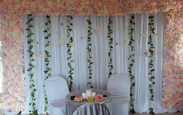 kwazulu natal wedding decor