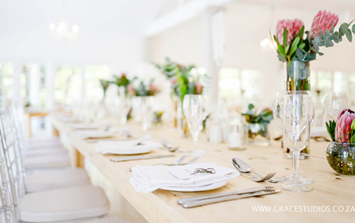 Gauteng wedding venues hertford country hotel for Kitchen tea ideas jhb